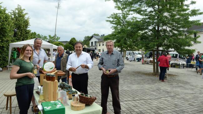 Stoob - Von Dörr-Tag bis Pflanzaktion: Biri-Aktivitäten geplant