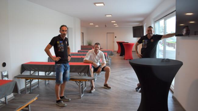 FC Juvina Detuschkreutz Klubraum