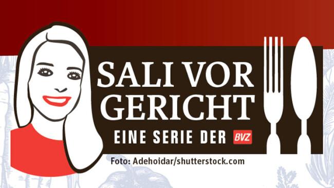 Sali vor Gericht BVZ