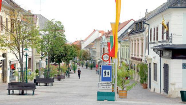 Fussgängerzone Eisenstadt