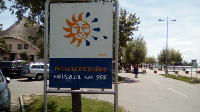 Neusiedl am See Freizeitbetriebe Symbolbild
