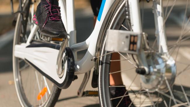Symbolbild E-Bike Rad