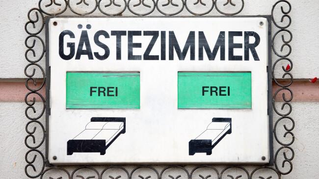 Tourismus Fremdenverkehr Gastronomie Hotellerie Hotel Gasthaus Betten Gasthof Symbolbild