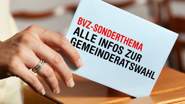 BVZ Gemeinderatswahl