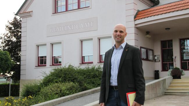 Jürgen Zimara SPÖ Loipersdorf-Kitzladen