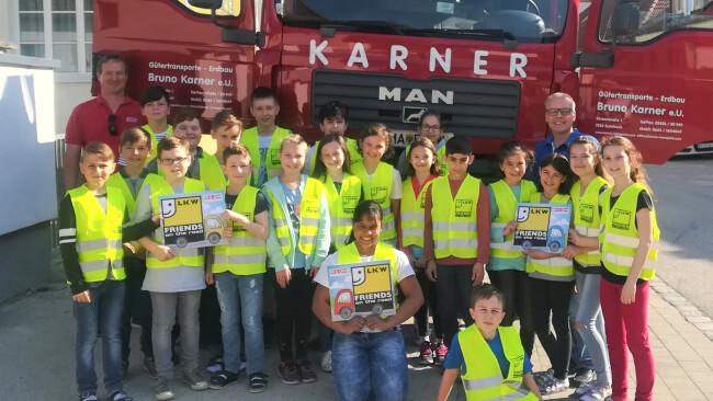 Lkw-Projekt VS Marz