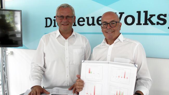 Georg Rosner und Thomas Steiner