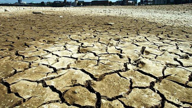 Die vergangenen vier Jahre waren die heißesten seit Aufzeichnungen