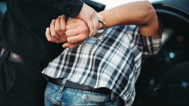 Festnahme Polizei Symbolbild