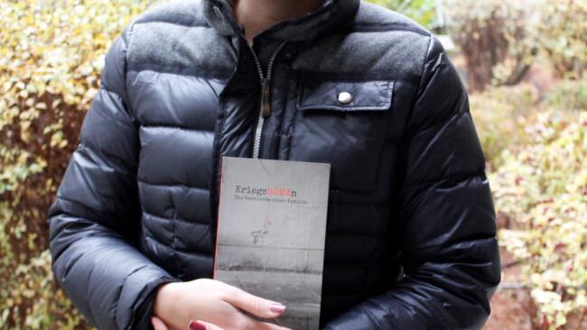 """Neusiedler Autorin Katharina Janoska Buch Literatur """"Hommage an meine Familie"""""""
