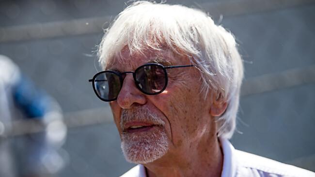 """Vettel sollte sich """"nach Alternativen für 2021 umsehen"""", so Ecclestone"""