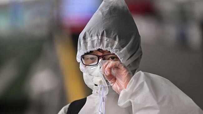 Neue Fälle in China sind fast ausschließlich importiert