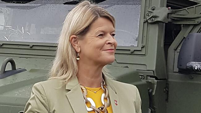 Verteidigungsministerin Klaudia Tanner