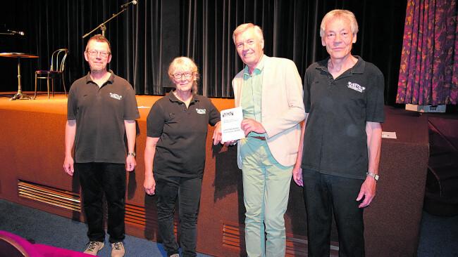 Zurück aus Zwangspause - Oberpullendorfer Kino feierte Neueröffnung