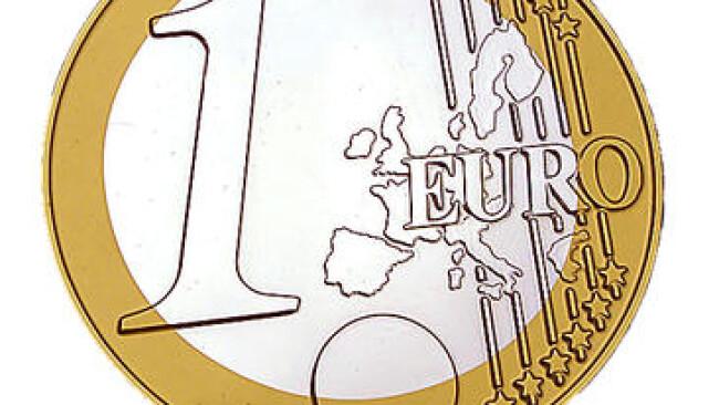 Euro Geld Münze