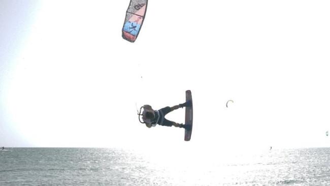 KITESURFEN: Lospech für Kitesurfer