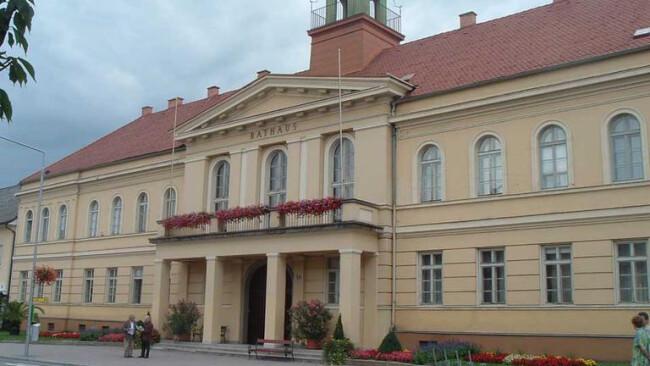 Rathaus Oberwart