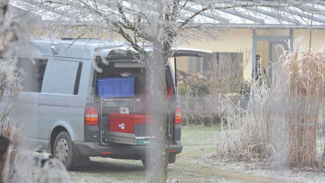 Mord im Bezirk Oberwart Zuberbach
