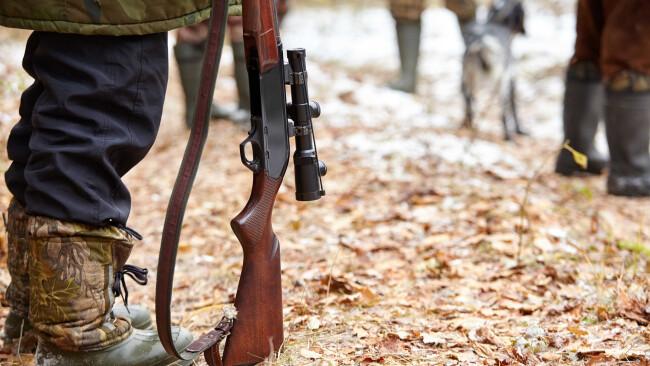 Gewehr Flinte Jagdgewehr Schrotflinte Jagd Jäger Symbolbild