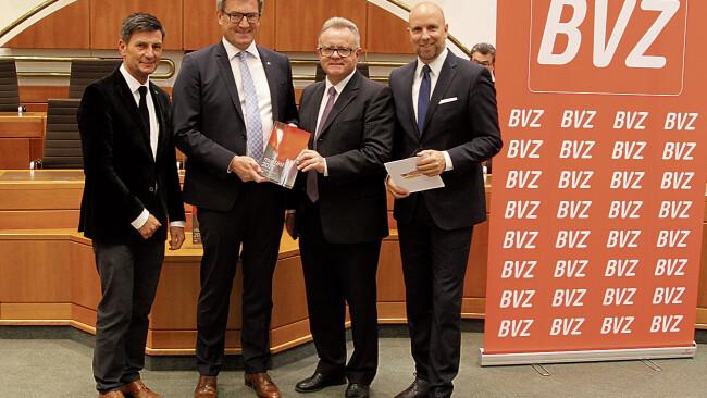 BVZ Martini Ehrentafel 2017 Wirtschaft Alfred Kollar OSG