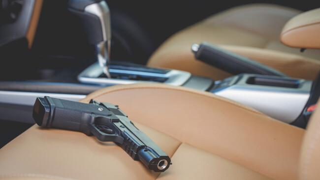 Pistole Kanone Symbolbild