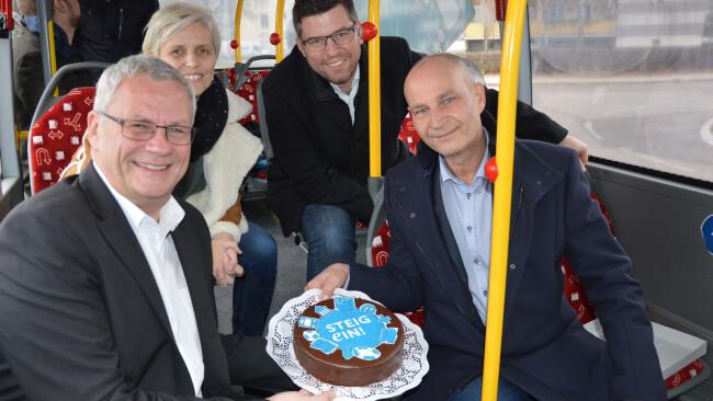 1 Jahr Stadtbus in Eisenstadt