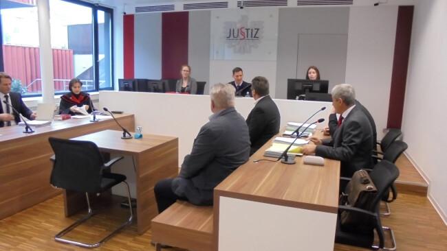 ASKÖ Stinatz Funktionäre vor Gericht