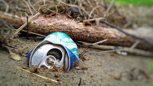 Abfall Müll Umweltverschmutzung Symbolbild