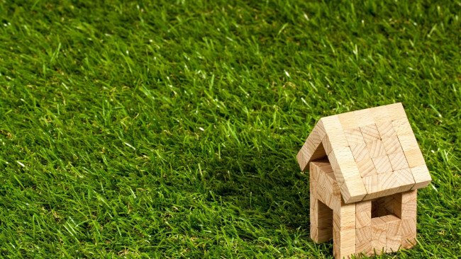 Haus Grundstück Symbolbild