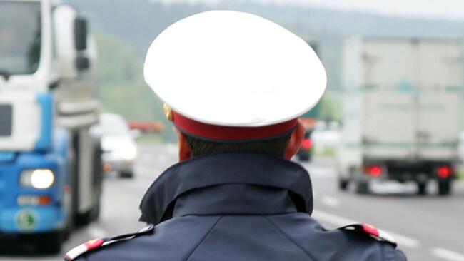 Polizei Polizist Symbolibld