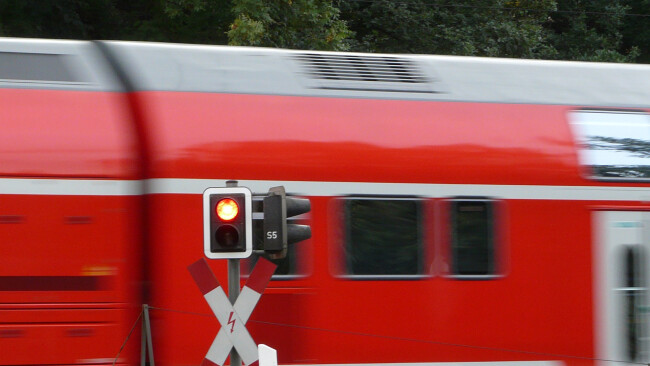 Bahnübergang Symbolbild