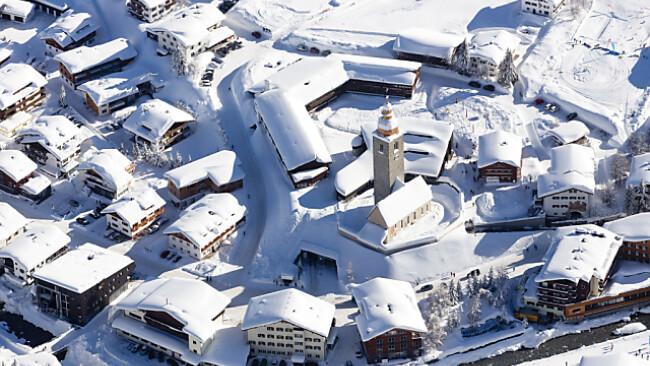 Noch liegt viel Schnee, aber die größten Gefahren scheinen gebannt