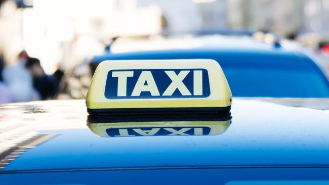 Taxi Symbolbild