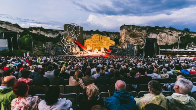 Oper Steinbruch