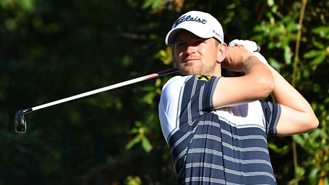 Tolle Saison von Golfer Bernd Wiesberger