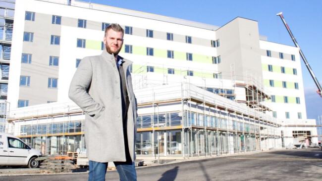 """Manager im Interview - Ibis eröffnet in Parndorf """"flippiges, peppiges Hotel"""""""