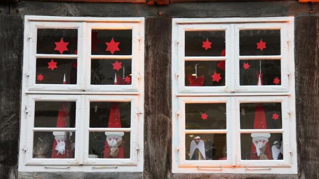Adventfenster