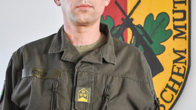 Oberst Markus Höfler