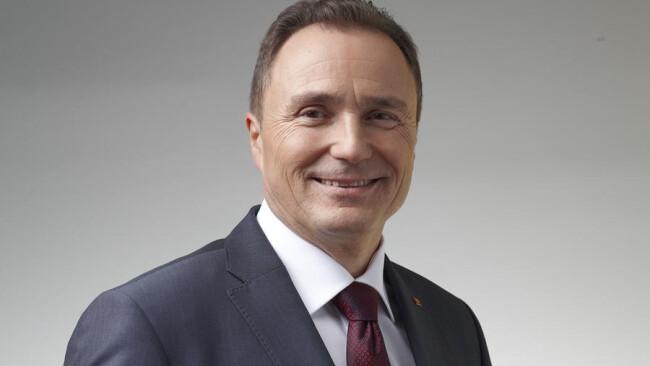 Kulturlandesrat Helmut Bieler Burgenland