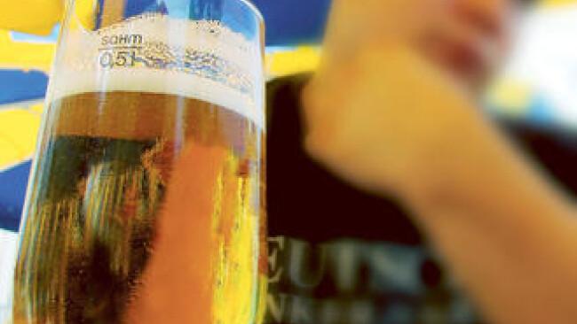 Bier Alkohol
