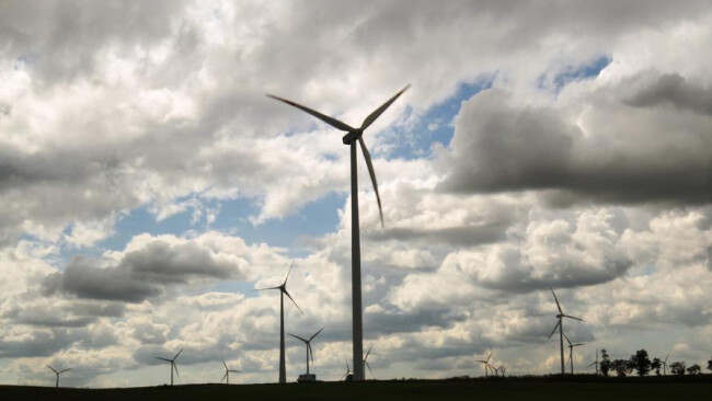 Windkraft Windrad Windräder Energie Windenergie