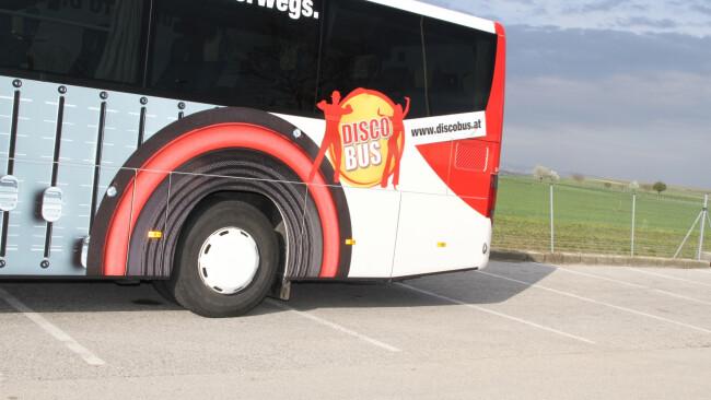 Bus Discobus Symbolbild
