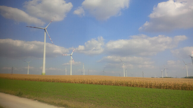 Enercon baut Mitarbeiter ab Windenergie Windkraft Symbolbild