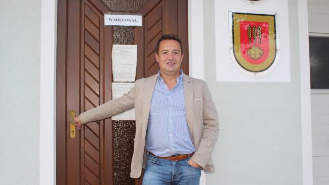 Tschanigraben Ernst Simitz (SPÖ)