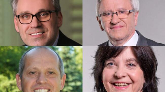 Gemeinderatswahl 2017 Burgenland Stichwahl Kittsee St. Andrä Zicksee
