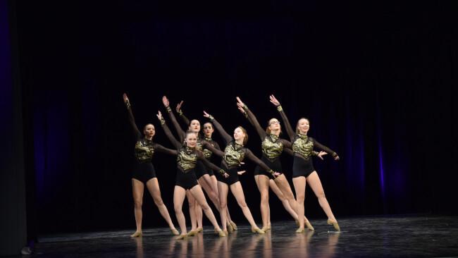 Showdance - Stockerl für Eisenstädter beim Austrian Dance Cup UET Dancers