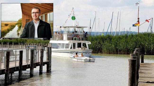 Hitzewelle - Neusiedler See ist trotz Hitze stabil