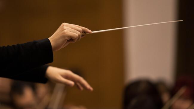 Dirigent Taktstock
