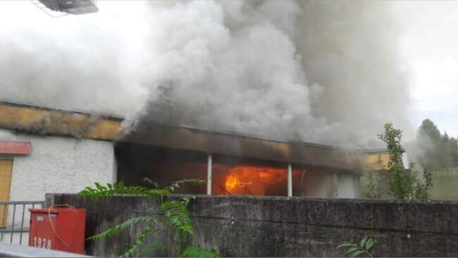Kindergarten Mattersburg Kindergartenbrand Feuer in Badewanne als  Ursprung des Brandes