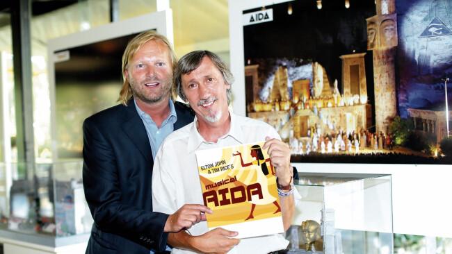"""Wolfgang Werner Entertainment GmbH Nach Pleite - Mörbisch Seebühne: """"Aida"""" ging Luft aus"""